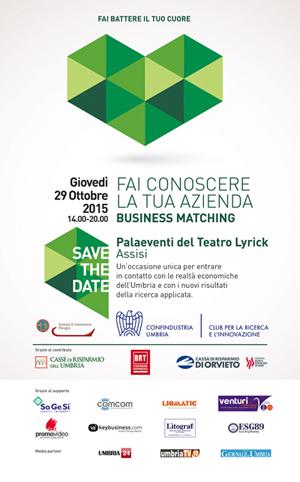 Evento Confindustria 29 Ottobre: Fai conoscere la tua azienda
